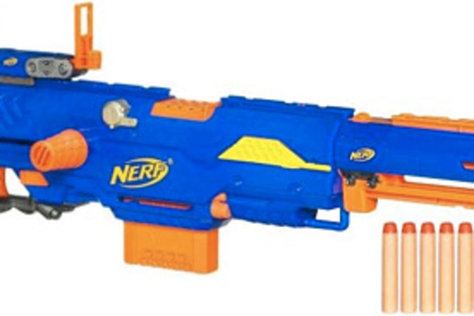 Nerf N-Stike Longstrike CS-6 Blaster