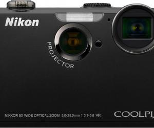 Nikon Coolpix S1100pj Projector Camera