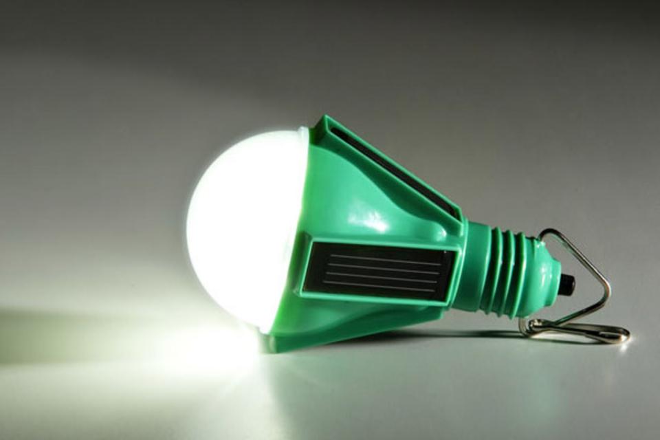 Nokero Solar Light Bulb