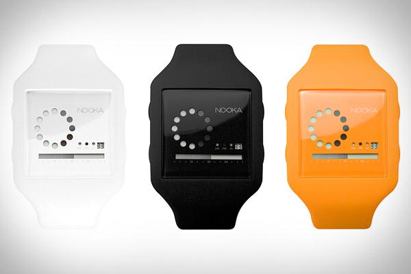 Nooka Zub Zirc Watch
