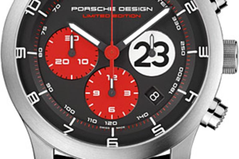 Porsche Design P'6612 Dashboard Le Mans 1970 Watch