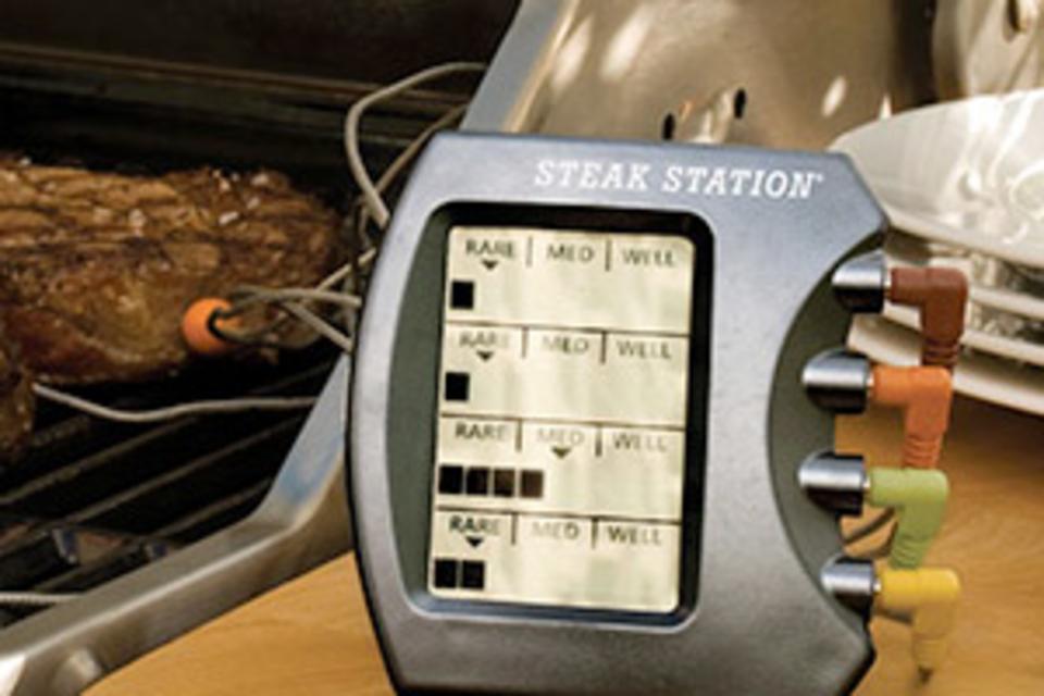 Steak Station