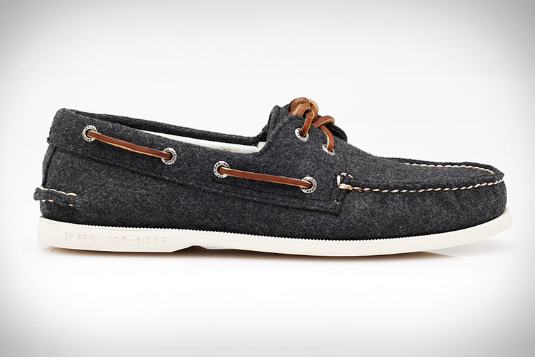 Sperry Wool Boat Shoe