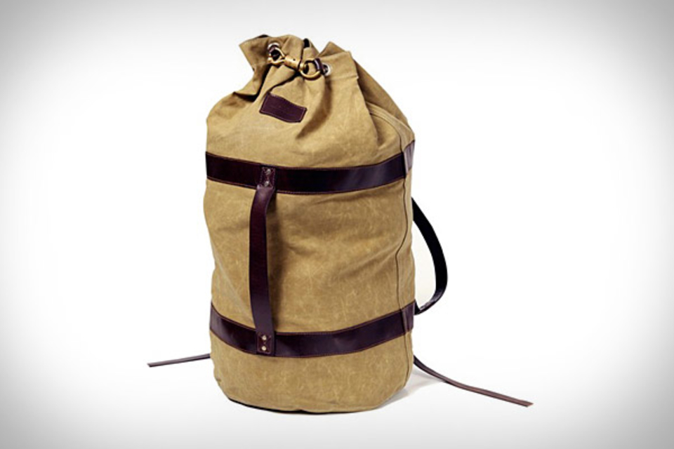 Apolis Activism Expedition Duffle