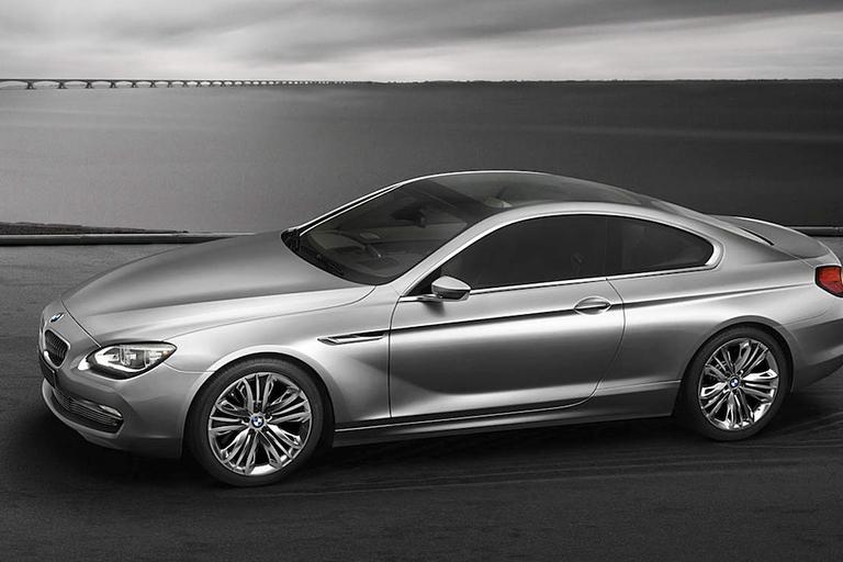 BMW 6 Series Concept