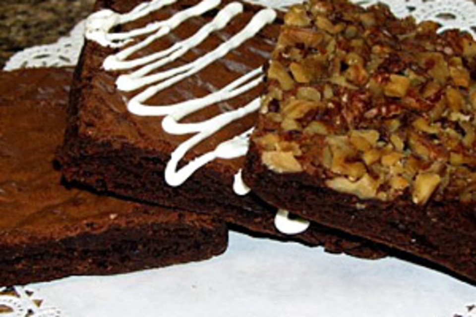Caffeinated Brownies