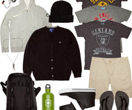 Garb: Tasteful Tailgating