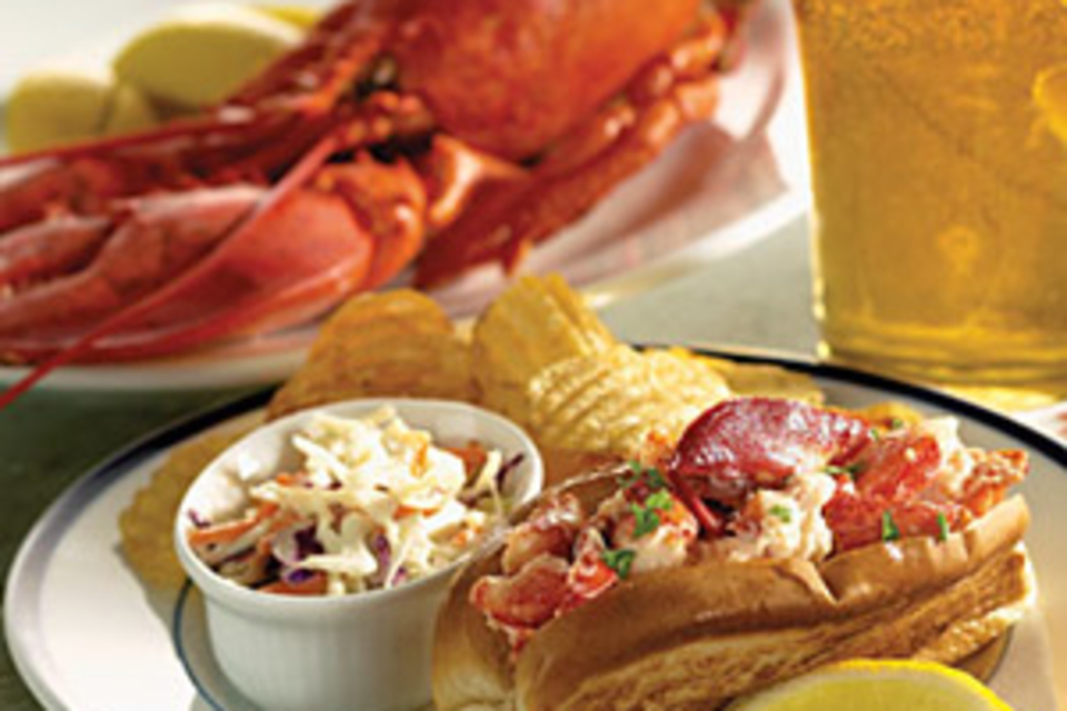 Hancock Downeast Lobster Rolls