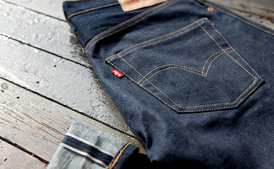 c0ab19be73d Levi s 501 Raw Selvedge Jeans