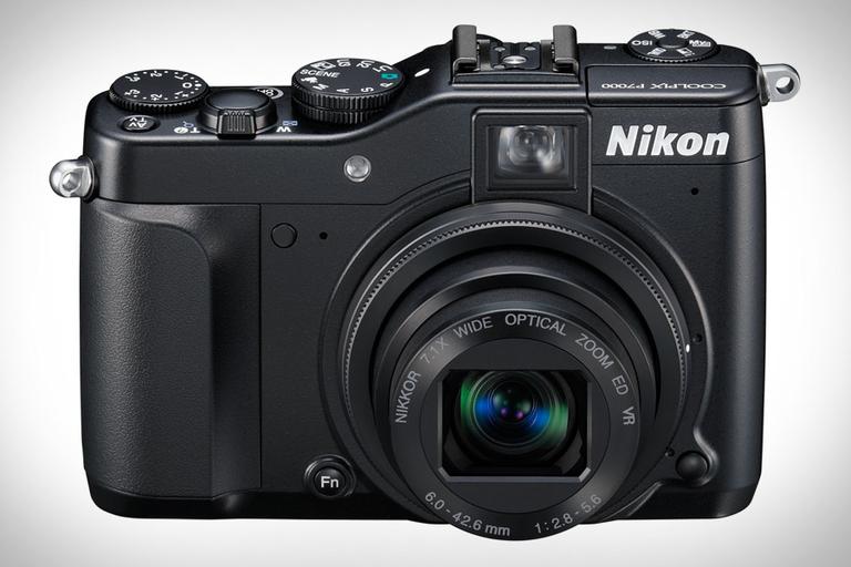 Nikon Coolpix P7000 Camera