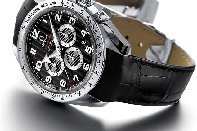 Omega Speedmaster Broad Arrow Co-Axial Watch