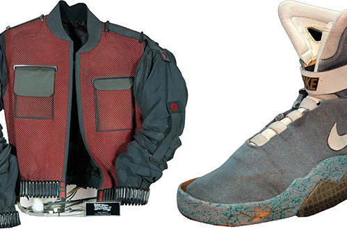 Marty McFly 2015 Gear
