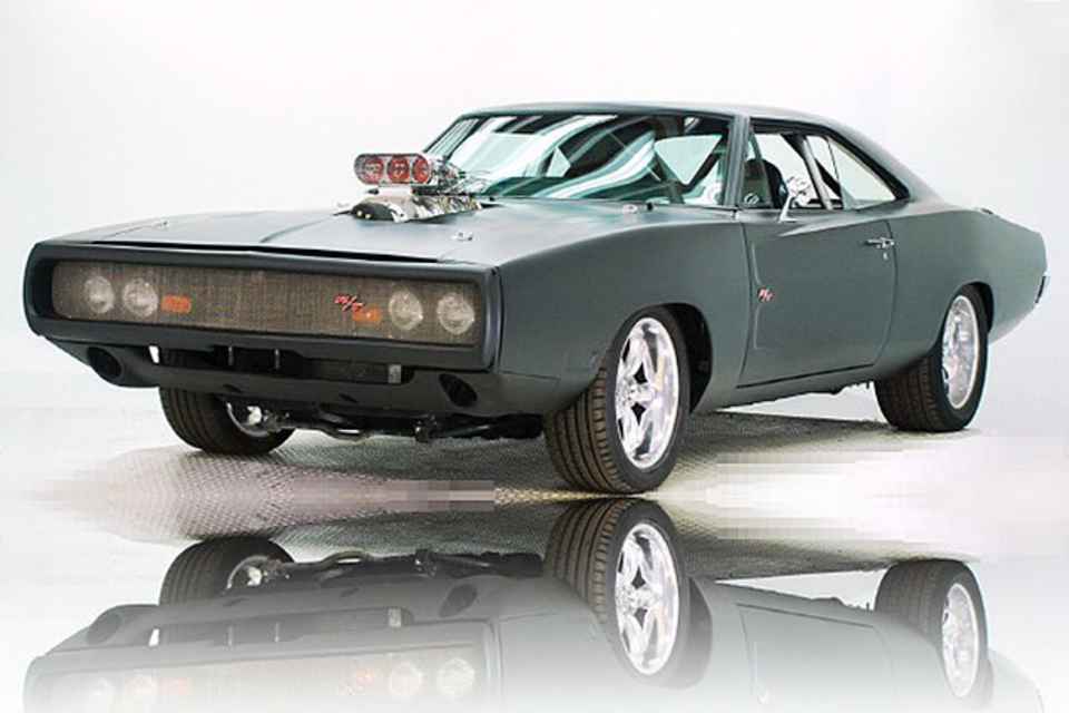 Fast & Furious 1970 Dodge Charger RT