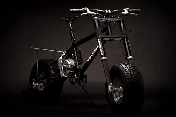 Hanebrink All-Terrain Bike