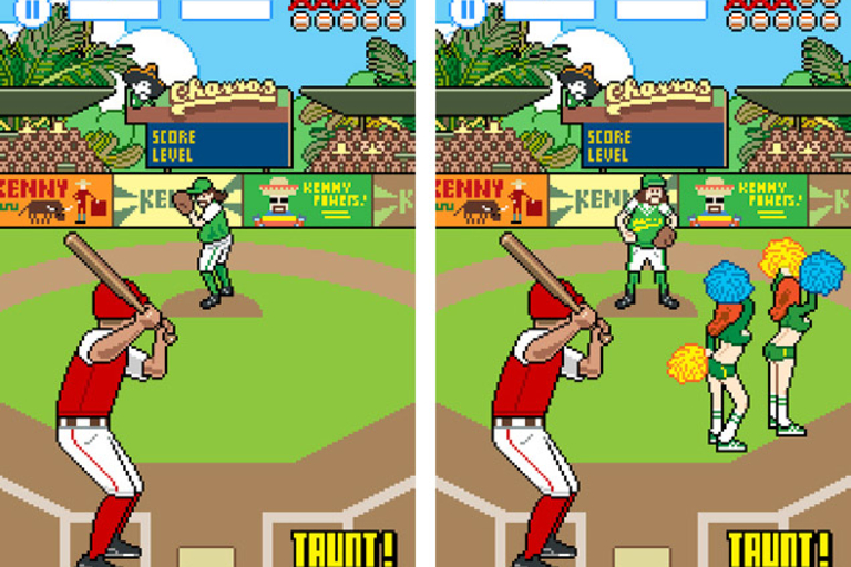 Kenny Powers' Home Run Fiesta