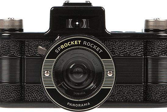 Sprocket Rocket Camera