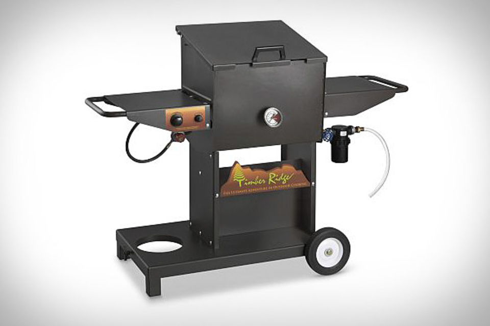 Timber Ridge Backyard Host Deep Fryer