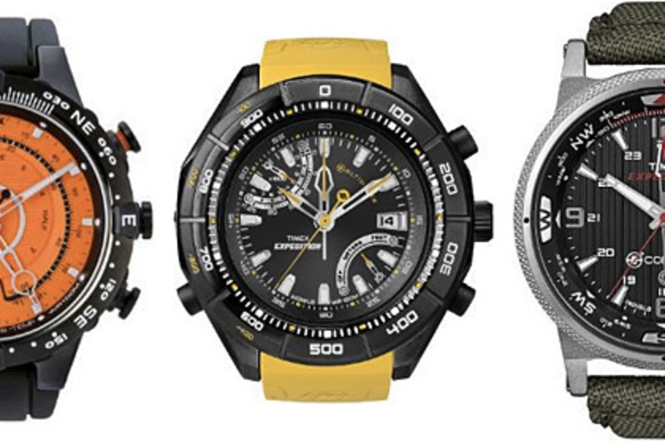 Timex Expedition E-Instrument Watches
