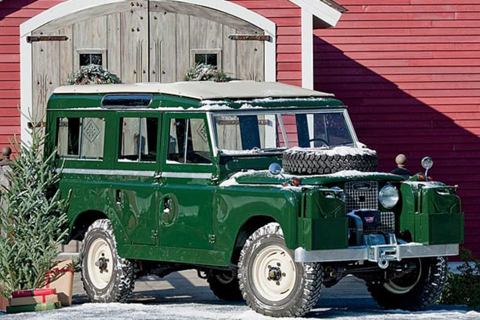 1959 Land Rover Series II Model 109