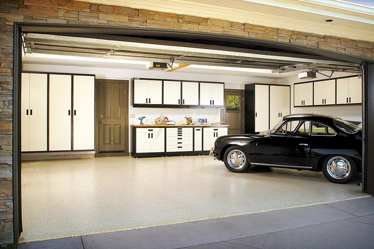 Baldhead Garage Cabinet Systems