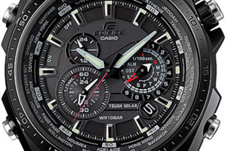 Casio Edifice Label Watch