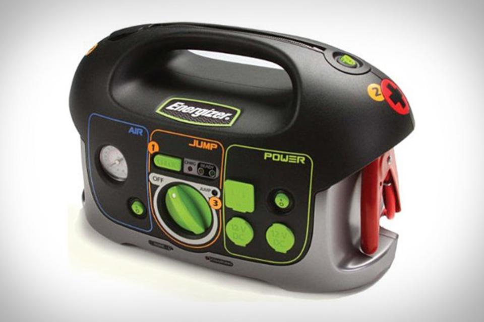 Energizer Jumpstarter & Air Compressor