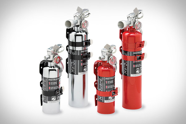 HalGuard Fire Extinguishers