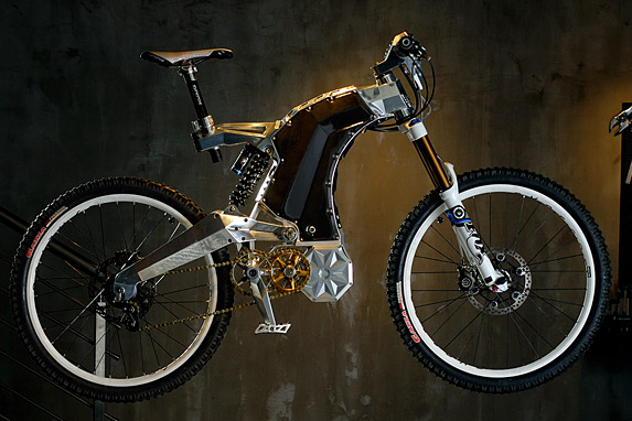 M55 Hybrid Bike