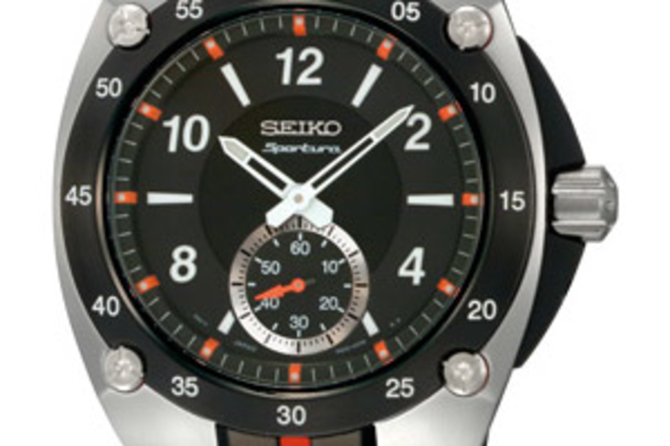 Seiko Sportura Watch