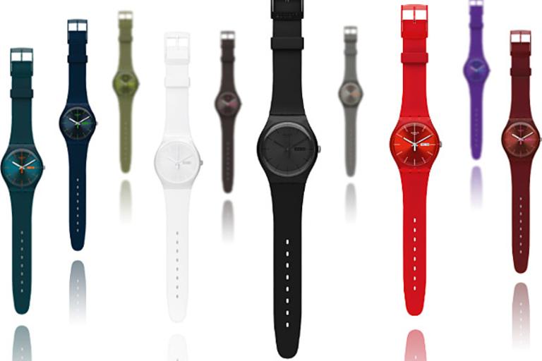 Swatch New Gent Watch