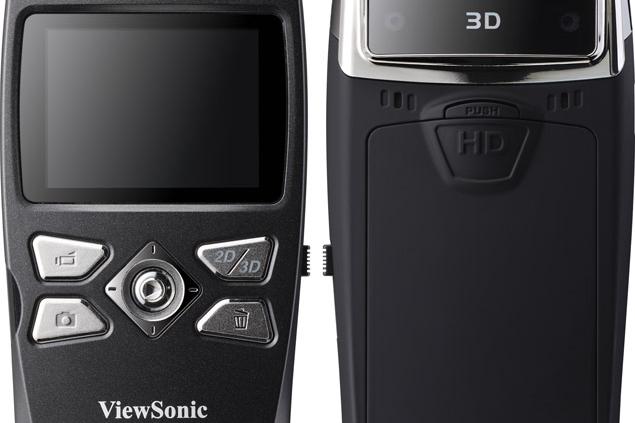 ViewSonic Show'n Go 3DV5 3D HD Camcorder