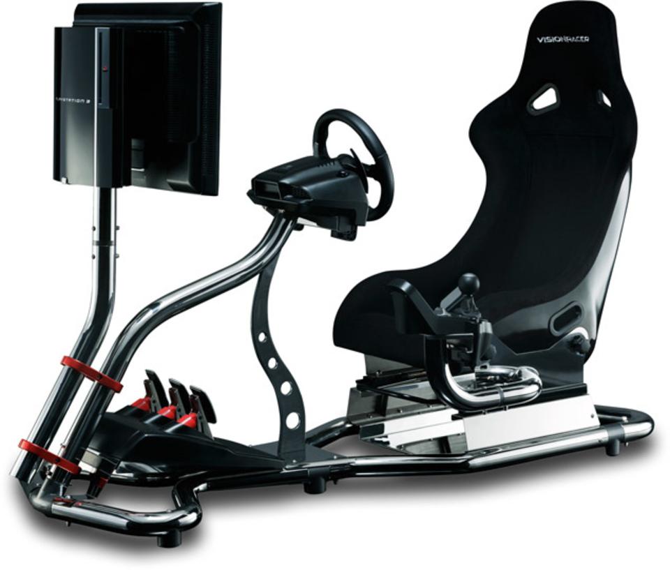 vision racer vr3 uncrate. Black Bedroom Furniture Sets. Home Design Ideas