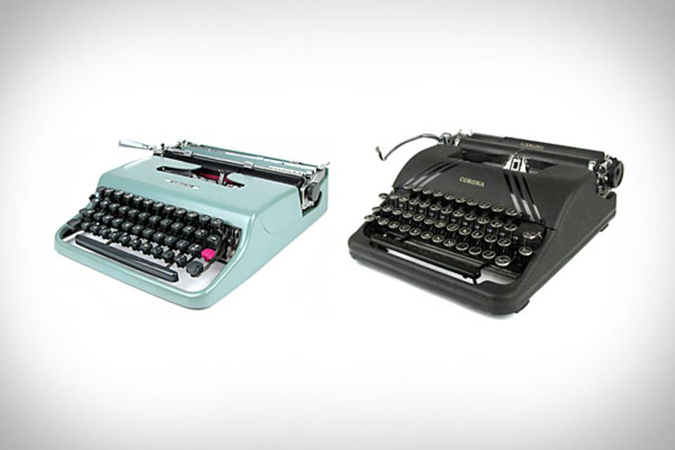 Classic Typewriters