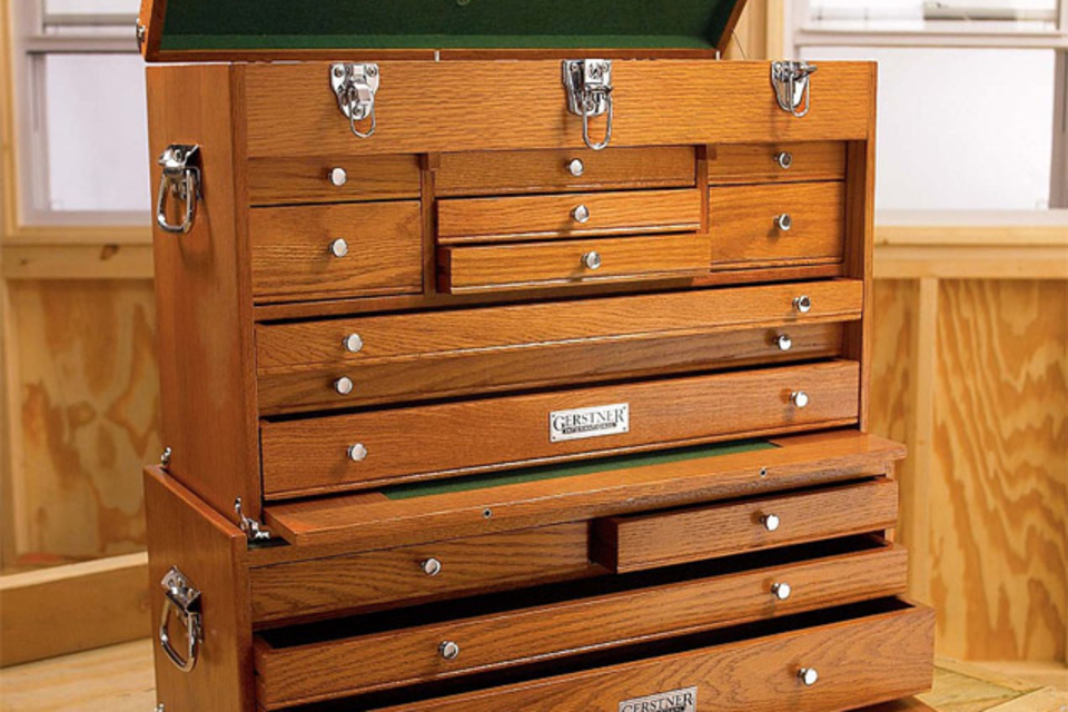Gerstner Chests & Cabinets