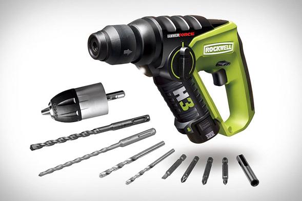 Rockwell H3 Hammer Drill