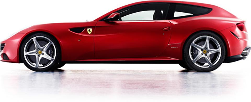2012 Ferrari Ff Uncrate