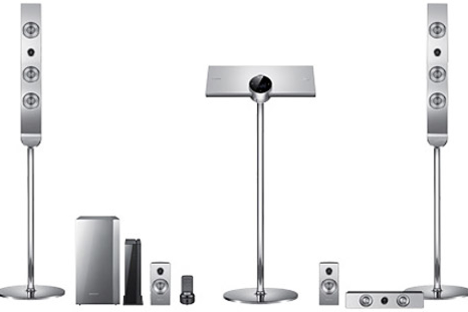Samsung HT-C9950 7.1 3D Home Theater System
