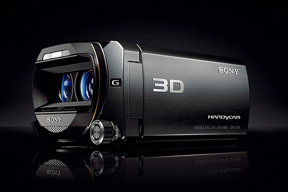 Sony Handycam HDR-TD10 3D Camcorder