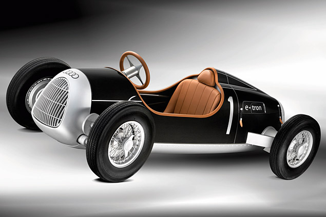 Audi Auto Union Type C E-Tron Study