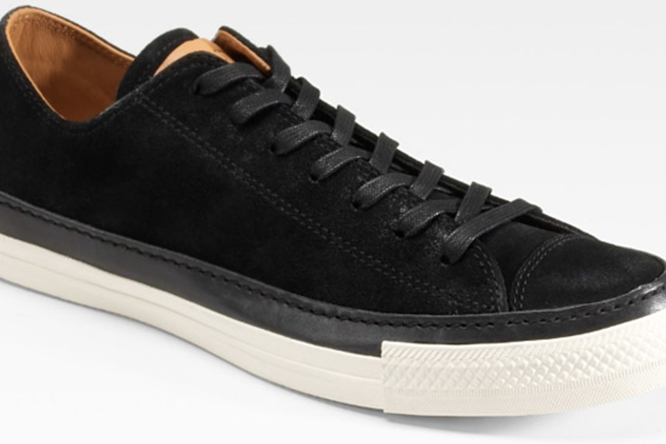 Converse Chuck Taylor Clean-Crafted Oxfords