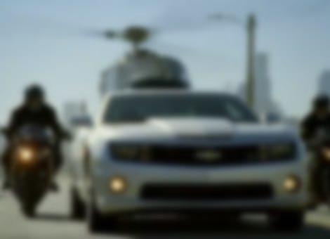Miss Evelyn's Camaro Commercial