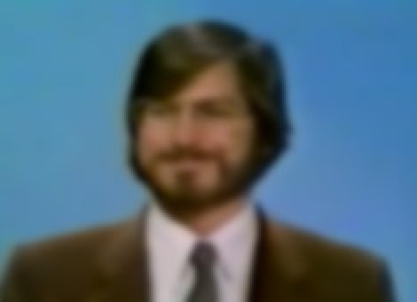Nervous Steve Jobs