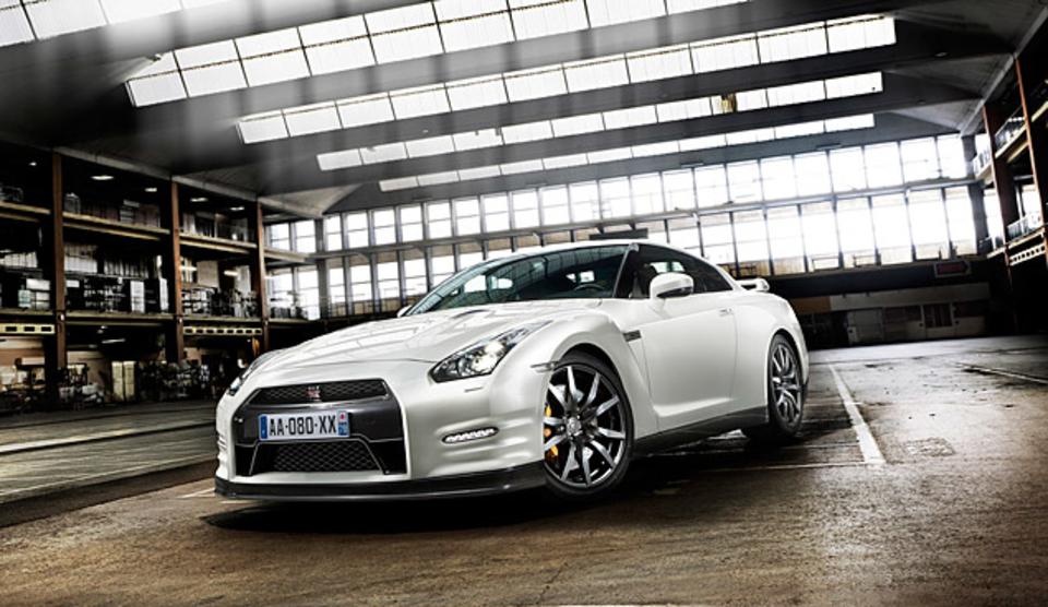 Nissan GT-R Egoist | Uncrate