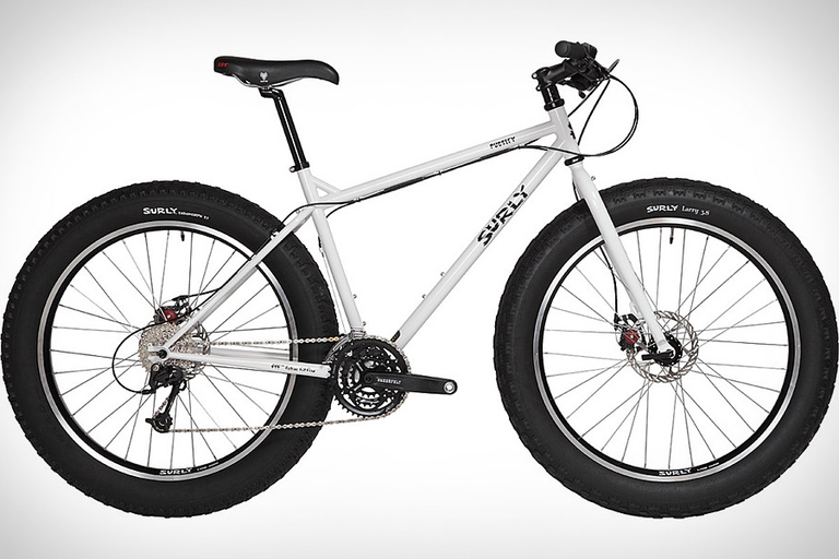 Surly Pugsley Bike