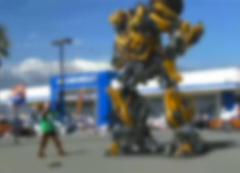 Transformers 3 Chevy Commercial