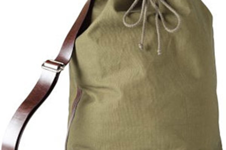 A.P.C. Sailor's Duffel Bag