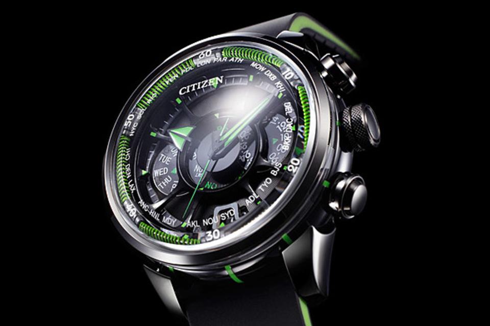 Citizen Eco-Drive Satellite Wave Watch