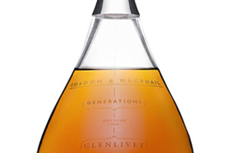 Glenlivet 70 Year Old Whiskey