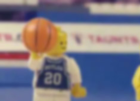 Lego March Madness