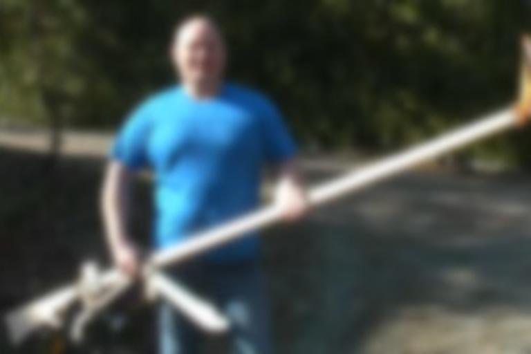 Gatling Slingshot Crossbow Uncrate